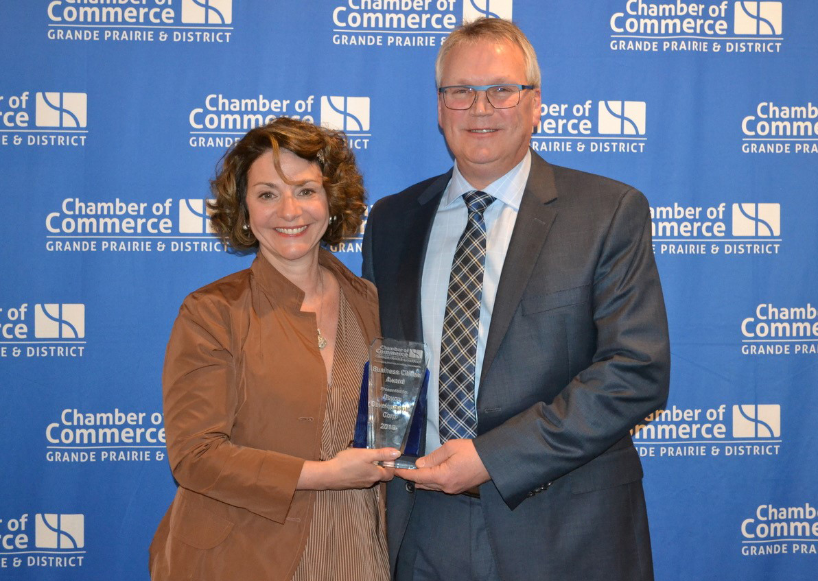 Chamber of Commerce Award